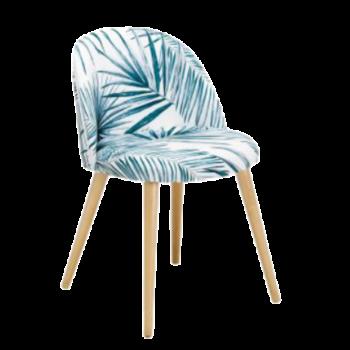 chaise-odette-jungle-bleue-ch41