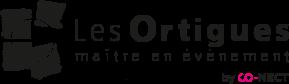Logo les Ortigues