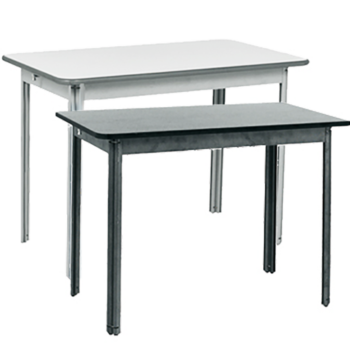 table-basic-blanc-noir